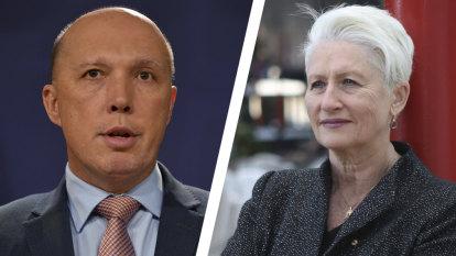 Dutton's criticism of medevac law is 'unforgiveable': Kerryn Phelps