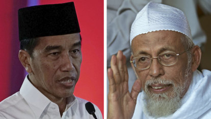 In apparent backflip, Widodo sets out tough conditions for Bashir's release