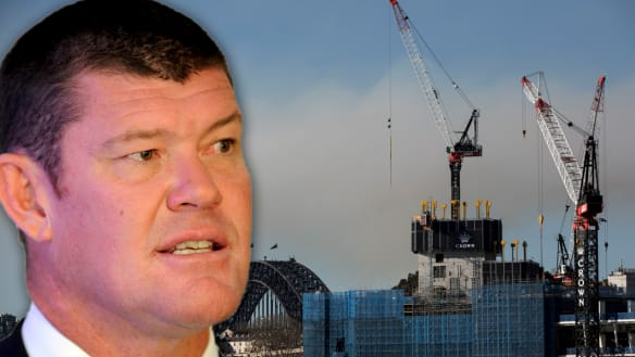 How to fix Packer's Barangaroo views: let him build on the Bridge
