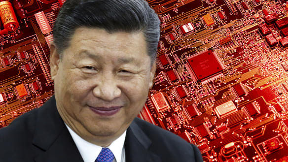 'Stealth doorway': China's stunning server hack shows its true hand