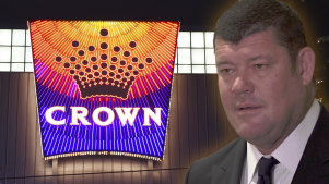 Billionaire James Packer has sold a substantial holding in Crown Resorts.