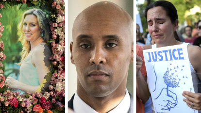 'I caused this tragedy': US cop Mohamed Noor jailed for killing Australian Justine Damond