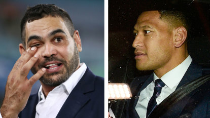 Struggling Inglis needs support; and the $2m payout RA offered Folau