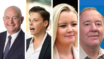 Candidates skittled as political 'dirt units' enter overdrive in the social media era