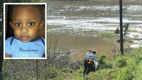 'I couldn't hold on anymore': Mother loses hold of baby in Florence floods