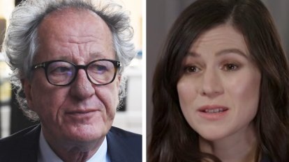 Hollywood actor Yael Stone revealed as 'Witness X' in Rush trial