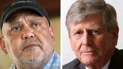 Noel Pearson welcomes former Chief Justice's backing for Indigenous voice