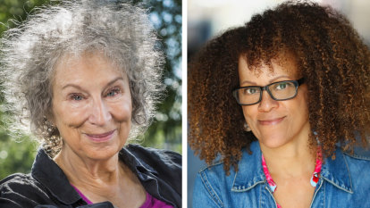Margaret Atwood and Bernardine Evaristo have been named joint winners of the Booker Prize.