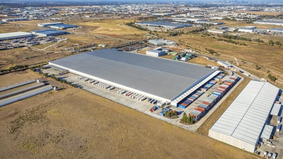 Industrial property moves into the spotlight