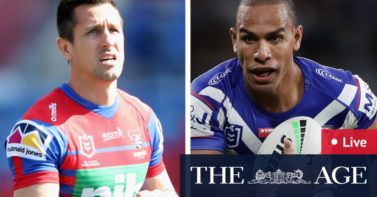 NRL 2021 LIVE updates: Newcastle Knights take on Canterbury Bulldogs; Brisbane Broncos meet Parramatta Eels in round one