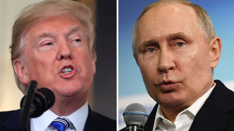 Trump and Putin to meet briefly in Paris this weekend