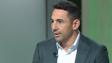 Maroons great Billy Slater has been named a Queensland Origin selector.