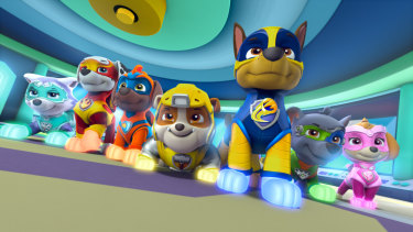 Paw Patrol generates billions of dollars a year in revenue.