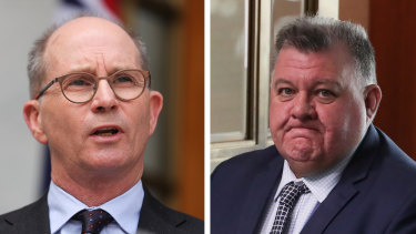 Chief Medical Officer Professor Paul Kelly has rejected claims by Liberal backbencher Craig Kelly that drugs like ivermectin and hydroxychloroquine were useful in preventing or treating COVID-19.