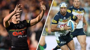 Compare the pair: Nathan Cleary is ahead of where Johnathan Thurston was at the same point in their respective careers.
