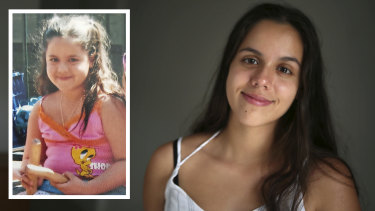 Jas, 17, experienced the stigma of obesity from her peers when she was clinically obese as a child.