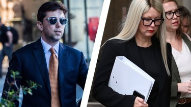 Elaine Stead is suing the Financial Review and columnist Joe Aston for defamation.