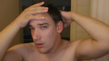 Thomas Banks is young, gay and has cerebral palsy.
