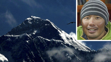 Australian man Gilian Lee was found stranded and unconscious on Mount Everest last week.