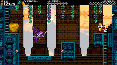 Levels are filled with treasure, enemies old and new and, occassionally, secrets.