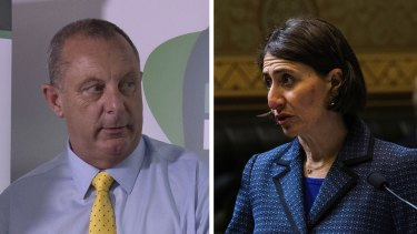 Michael Johnsen's resignation means a byelection and a true test of Premier Gladys Berejiklian's popularity.