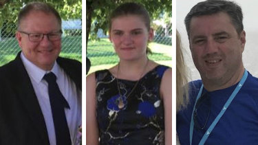 New Zealand Police have confirmed three more Australian residents, Gavin Dallow, Zoe Hosking and Anthony Langford, have died.