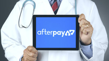 The pay scheme allows users to spread the full cost of a scan, consultation or pharmacy purchase over four fortnightly payments interest-free.