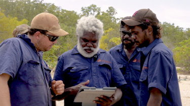 Having real-time insight into the location of feral pigs and turtle nests helps APN Cape York rangers manage the region.