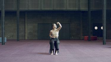 Australian Ballet principal artist Benedicte Bemet in Capriccio.