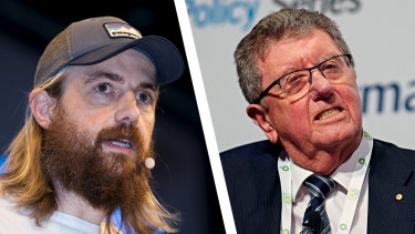 Atlassian co-founder Mike Cannon-Brookes has bet $10,000 to charity over Trevor St Baker's claims.