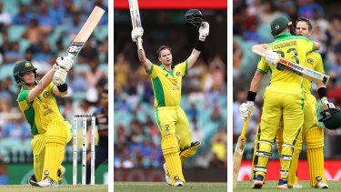 Steve Smith is the first Australian to post back-to-back ODI tons since David Warner four years ago.