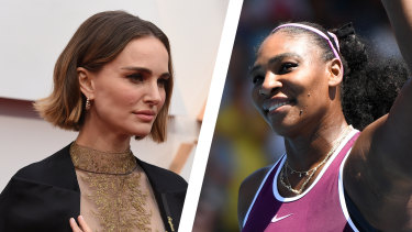 Natalie Portman and Serena Williams are among a host of women who have put together a bid for a LA-based NWSL team.