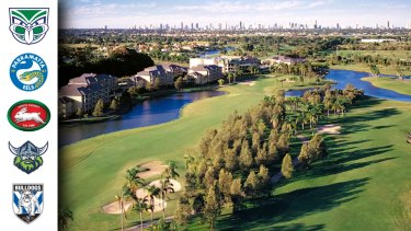 The Mercure Gold Coast, which five teams will be calling home for at least the next month.