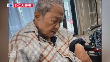Dik Lee, 94, died in hospital on last week.