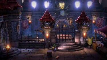 Every floor has a radically different theme in Luigi's Mansion 3.