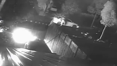 Police have released CCTV footage of the May 31 incident.