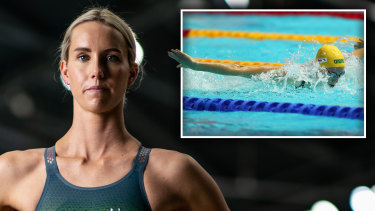 Australian swimmer Emma McKeon is tracking towards a big medal haul at the Tokyo Games.