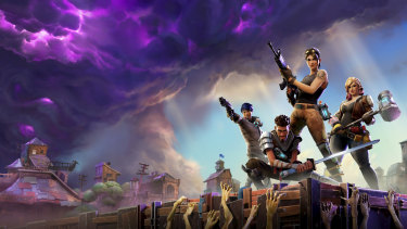 Fortnite has a total of 45 million players and last weekend broke a record with over 2 million concurrent users.