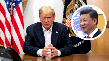 At every turn, Donald Trump provides ammunition for China's claim to better government.