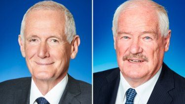 Veteran Labor MPs Peter Watson (Albany) and Mick Murray (Collie) will retire at the next election.