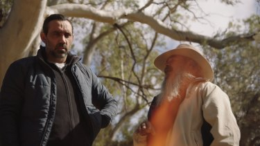 The Australian Dream is a documentary by Daniel Gordon that examines race relations in Australia through the dual prism of the story of AFL footballer Adam Goodes, and the words of journalist Stan Grant.