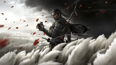 Jin's personal journey in Ghost of Tsushima was a highlight in the middle of a very full year.