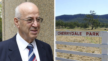 Eddie Obeid owned a farm, Cherrydale Park, in the Bylong Valley where a coal exploration licence was granted.