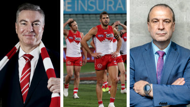 Andrew Pridham says AFL was facing considerably stiffer competition from the Peter V'landys-led NRL.