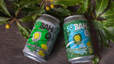 Sobah is the only non-alcoholic craft beer brewed in Australia and demand is soaring this festive season.