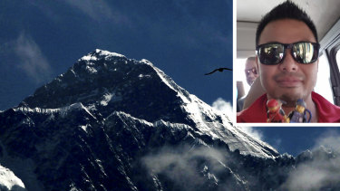 Australian rescued on Mount Everest has been identified as Gilian Lee.
