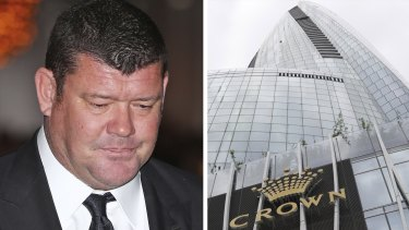 James Packer's private company says it is open to a takeover of Crown Resorts but will make up its own mind on any deal.