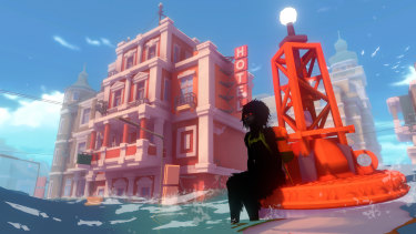 Sea of Solitude is an aural and visual treat with a lot to say, let down by some of its gameplay and narrative delivery.