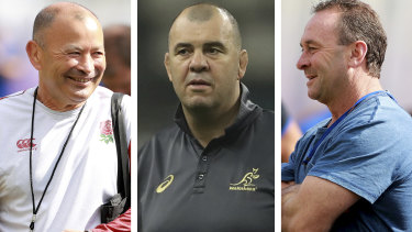 All this mastery of manipulation by Eddie Jones is why Australia has to re-think the unthinkable.