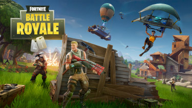 Fortnite's Battle Royale is by far the game's most popular mode.